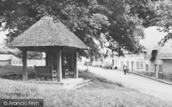 Tolpuddle, Martyrs Seat c.1960