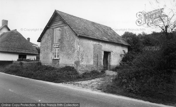Photo of Tolpuddle, Old Chapel c.1960