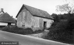 Tolpuddle, Old Chapel c.1960