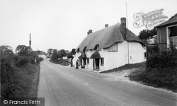 Tolpuddle, Pixies Cafe c.1960