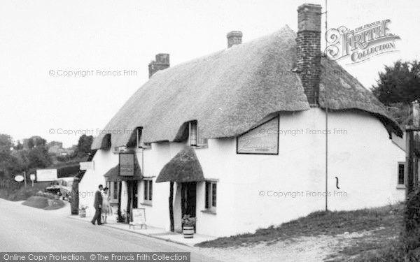 Photo of Tolpuddle, Pixies Cafe c.1960