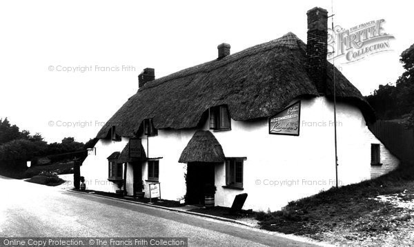 Photo of Tolpuddle, Pixies Cottage c.1955