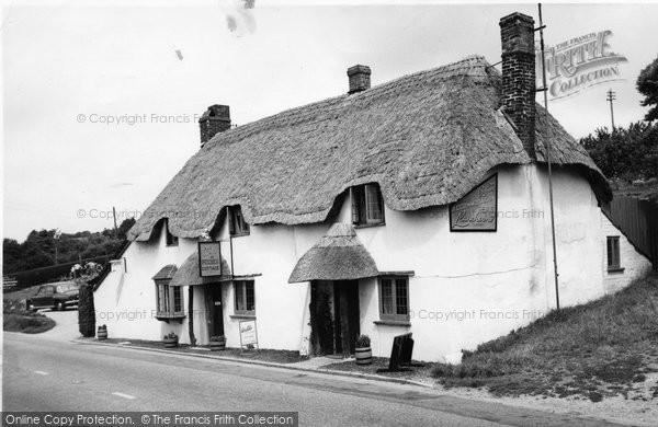 Photo of Tolpuddle, Pixies Cottage c.1955