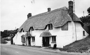 Tolpuddle, Pixies Cottage c1955