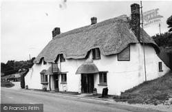 Tolpuddle, Pixies Cottage c.1955
