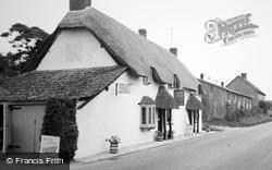 The Pixies Cafe c.1960, Tolpuddle