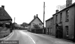 Tolpuddle, The Post Office c.1955