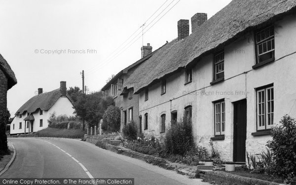 Photo of Tolpuddle, The Village 1956