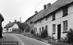 Tolpuddle, The Village 1956