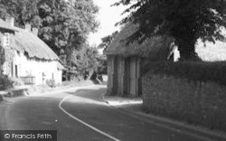 Tolpuddle, The Village c.1939