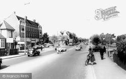 Ewell Road c.1965, Tolworth