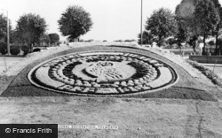 Floral Decoration c.1965, Tolworth