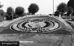 Tolworth, Floral Decoration c.1965