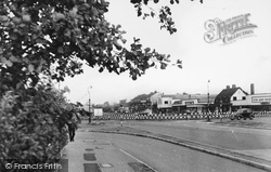 Kingston By Pass c.1950, Tolworth