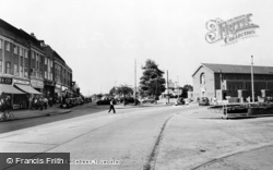 The Broadway c.1960, Tolworth