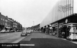Tolworth, The Broadway c.1965