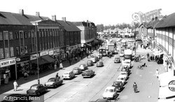 The Broadway c.1965, Tolworth