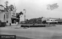 Tolworth, The Odeon Corner c.1950
