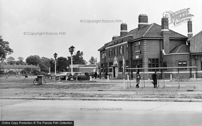 Photo of Tolworth, The Toby Jug c.1950
