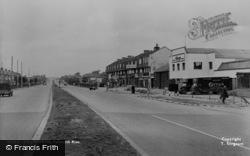 Tolworth, Tolworth Rise c.1955