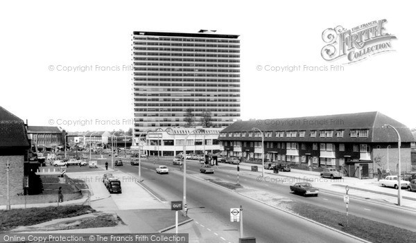 Photo of Tolworth, Tolworth Tower c.1965