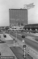 Tolworth Tower c.1965, Tolworth