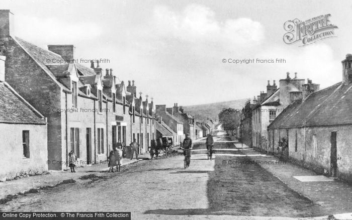 Photo of Tomintoul, Village c.1900
