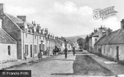 Village c.1900, Tomintoul
