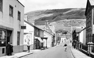 Ton Pentre, Church Road c1955