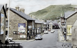 Ton Pentre, Church Road c.1962