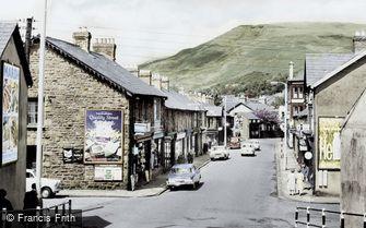 Ton Pentre, Church Road c1962