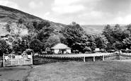 Ton Pentre, Gelli Park c1955
