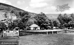 Ton Pentre, Gelli Park c.1962