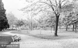 Ton Pentre, Gelli Park c.1965