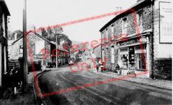 Ton Pentre, Gelli Road c.1965