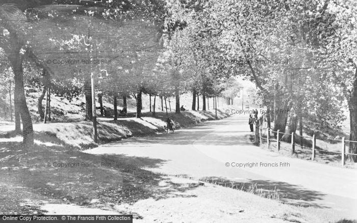 Photo of Ton Pentre, Pentwyn Road c.1955