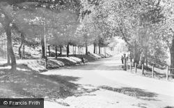 Ton Pentre, Pentwyn Road c.1955