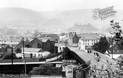 Ton Pentre, Rhondda Fawr Valley c.1965