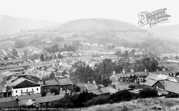 Ton Pentre, Rhondda Fawr Valley c1965