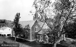 Ton Pentre, St David's Church c.1965