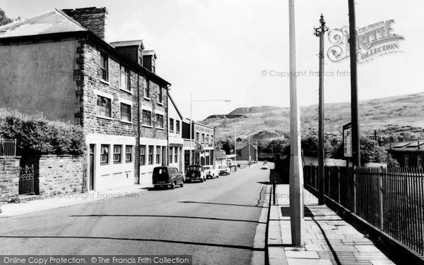 Photo of Ton Pentre, Ystrad Road c.1965