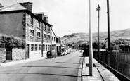 Ton Pentre, Ystrad Road c1955