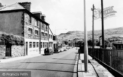 Ton Pentre, Ystrad Road c.1965
