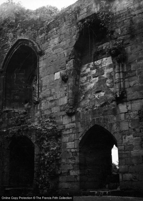 Photo of Tonbridge, Castle 1952