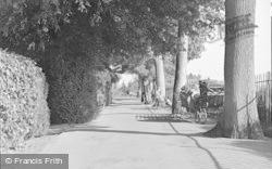 Tonbridge, Castle Walk 1948