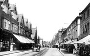 Tonbridge, High Street 1890