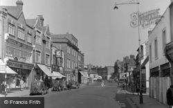 Tonbridge, High Street 1948