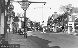 Tonbridge, High Street 1948