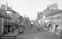 Tonbridge, High Street 1951