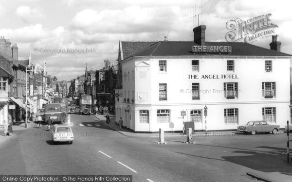 Photo of Tonbridge, High Street c1960